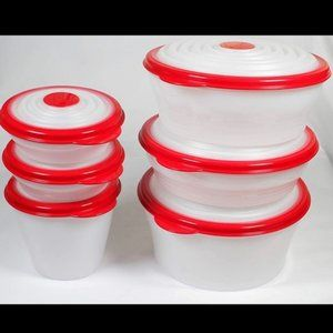 New! Tupperware Stuffable Containers